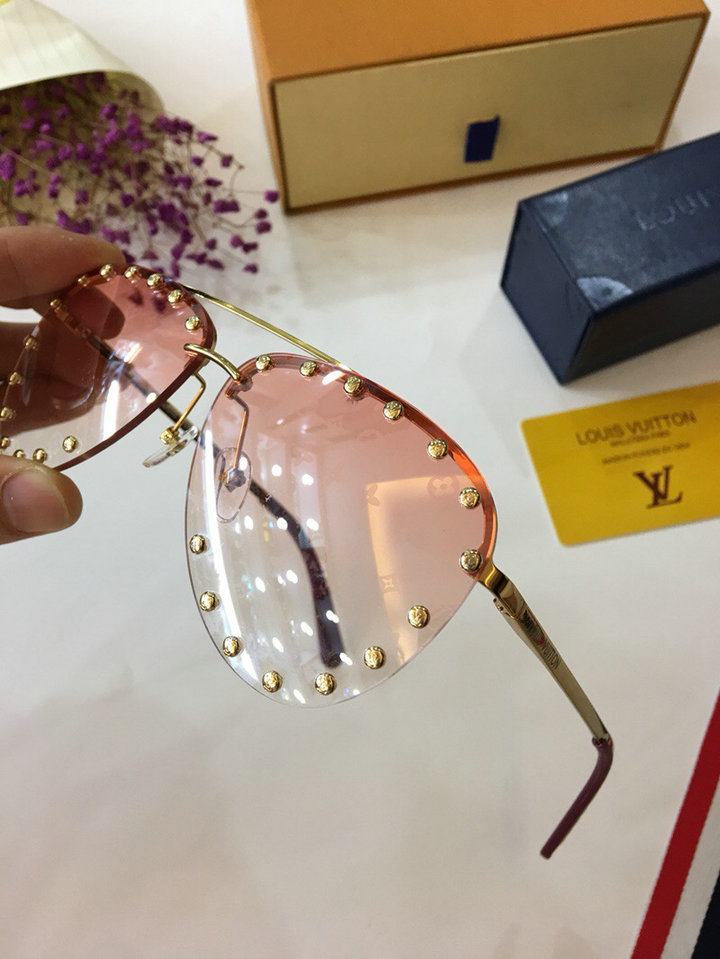 Louis Vuitton Newest Fashion sunglasses top quality LV0027