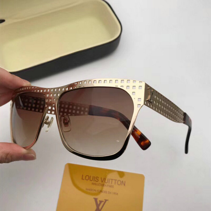 Louis Vuitton Newest Fashion sunglasses top quality LV0028