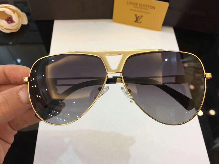 Louis Vuitton Newest Fashion Sunglasses Top Quality LV0036