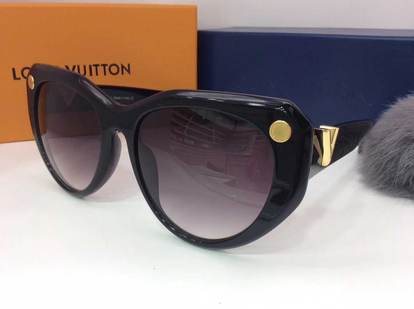 Louis Vuitton Newest Fashion Sunglasses Top Quality LV0039