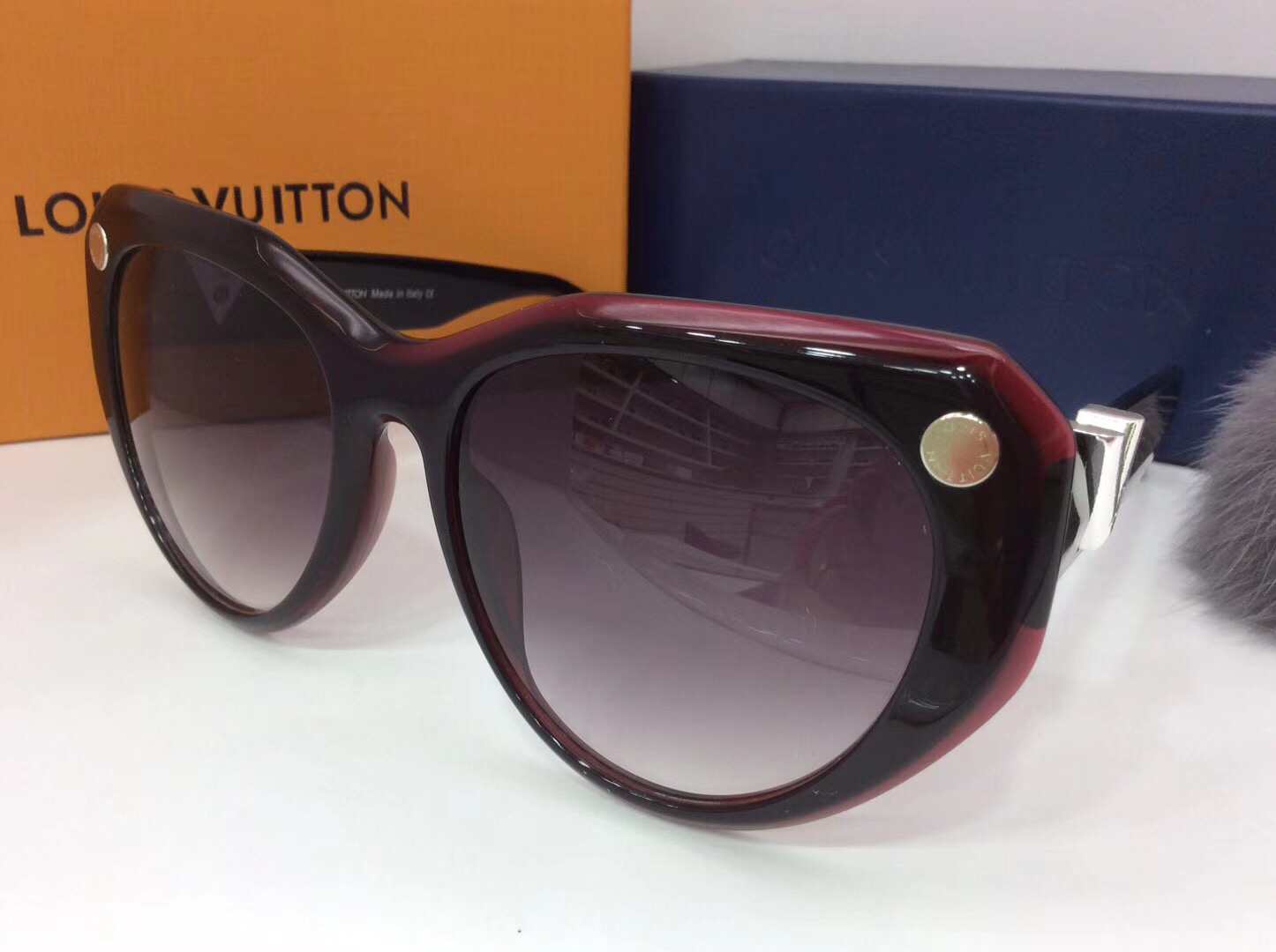 Louis Vuitton Newest Fashion Sunglasses Top Quality LV0042