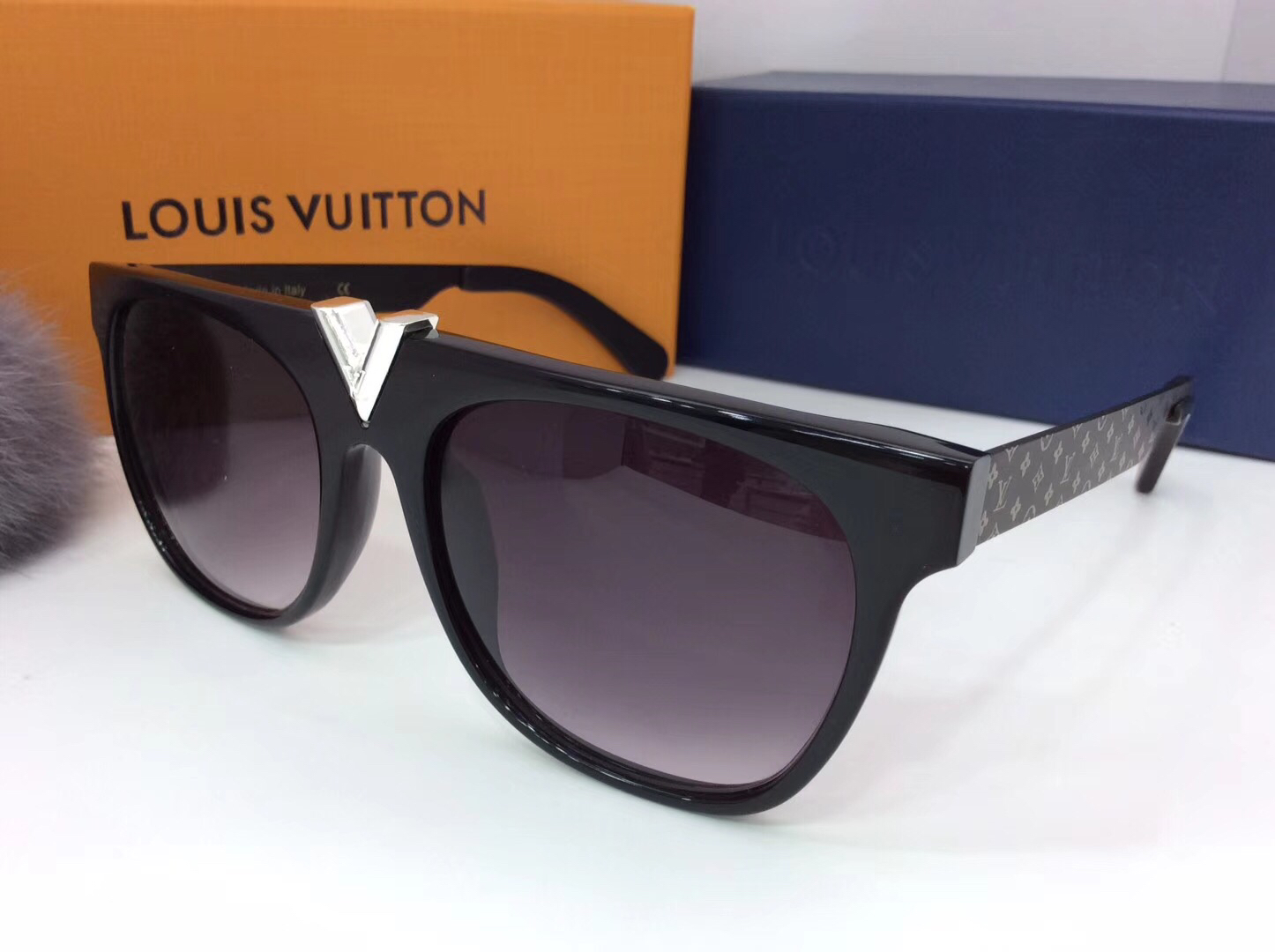 Louis Vuitton Newest Fashion Sunglasses Top Quality LV0046