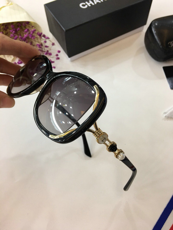 Chanel Newest Fashion sunglasses top quality CC0058