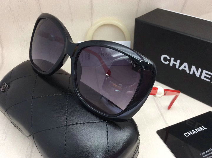 Chanel Newest Fashion Sunglasses Top Quality CC0135