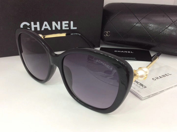 Chanel Newest Fashion Sunglasses Top Quality CC0136