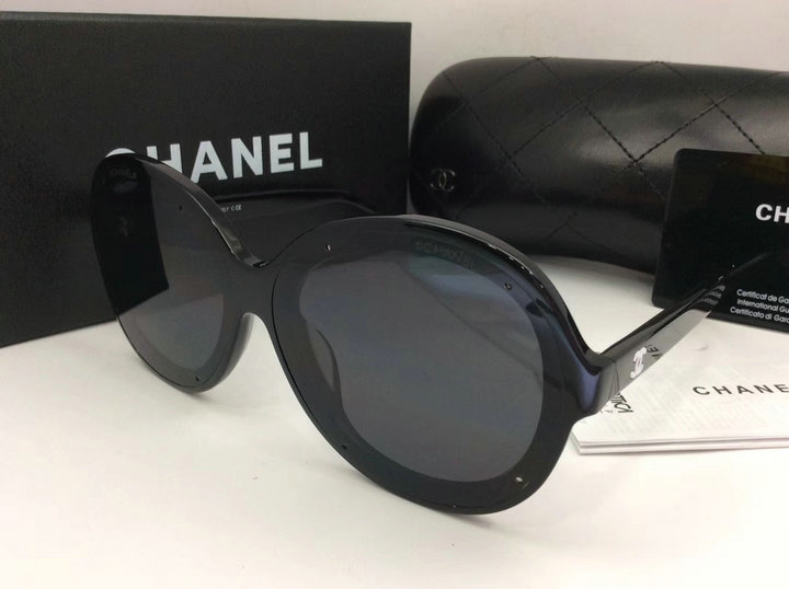 Chanel Newest Fashion Sunglasses Top Quality CC0139