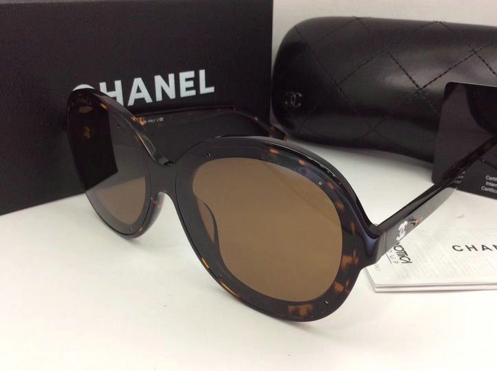 Chanel Newest Fashion Sunglasses Top Quality CC0141
