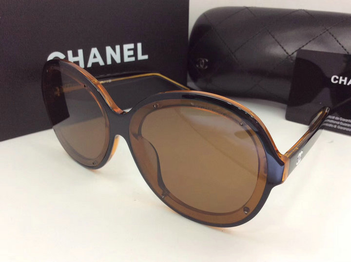Chanel Newest Fashion Sunglasses Top Quality CC0142