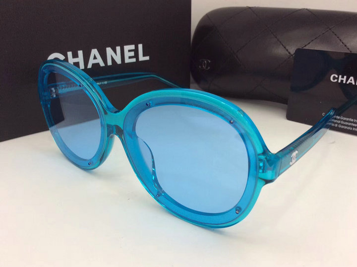 Chanel Newest Fashion Sunglasses Top Quality CC0145