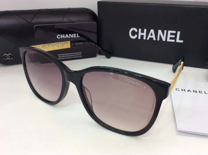 Chanel Newest Fashion Sunglasses Top Quality CC0147