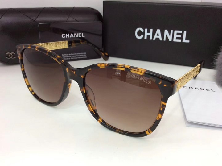 Chanel Newest Fashion Sunglasses Top Quality CC0148