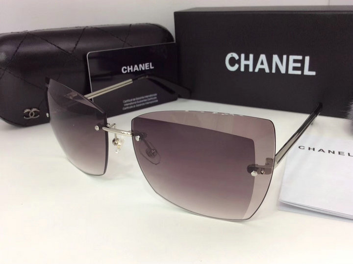 Chanel Newest Fashion Sunglasses Top Quality CC0130