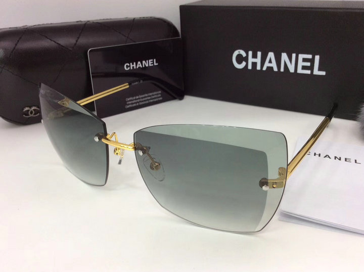 Chanel Newest Fashion Sunglasses Top Quality CC0131