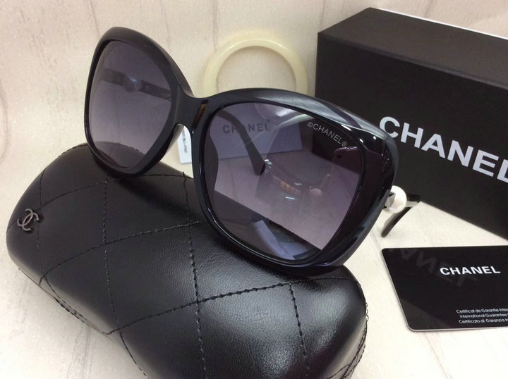Chanel Newest Fashion Sunglasses Top Quality CC0133