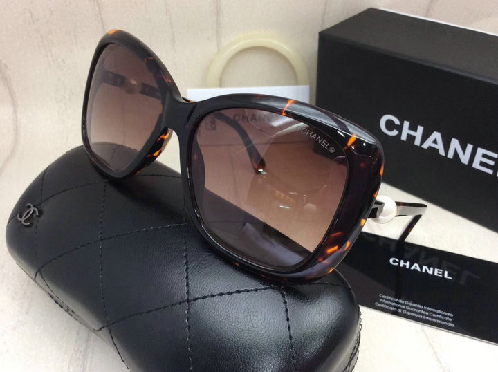 Chanel Newest Fashion Sunglasses Top Quality CC0134