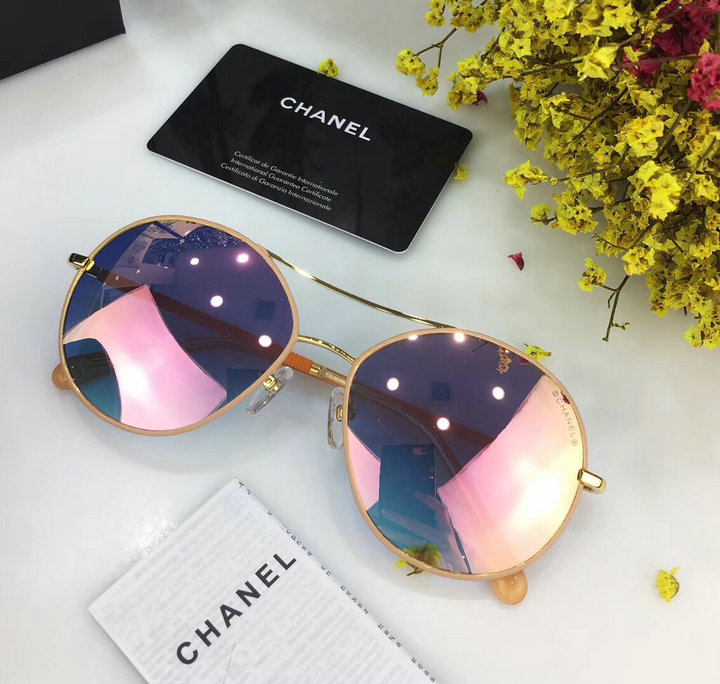 Chanel Newest Fashion sunglasses top quality CC0003
