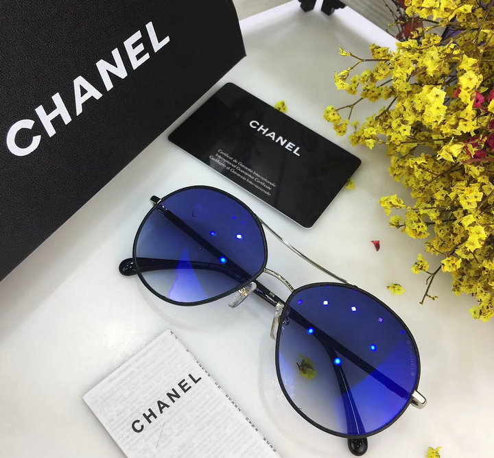 Chanel Newest Fashion sunglasses top quality CC0004