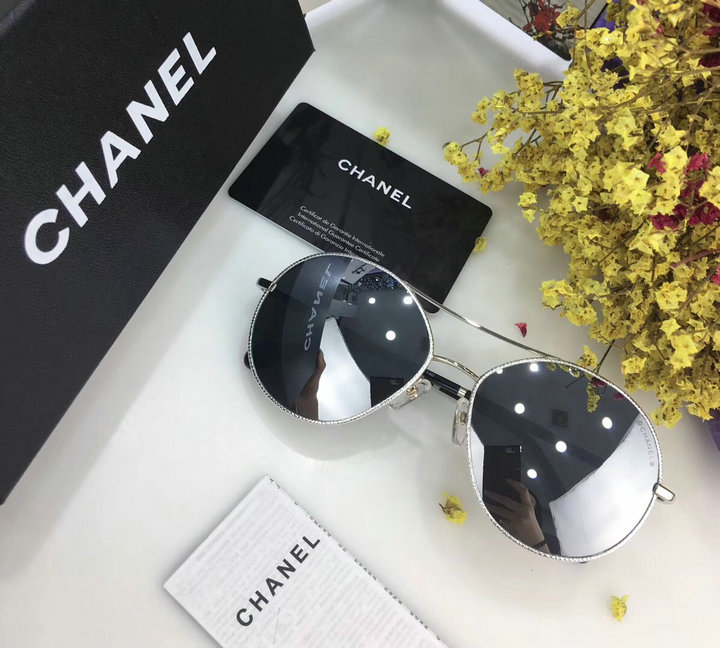 Chanel Newest Fashion sunglasses top quality CC0005