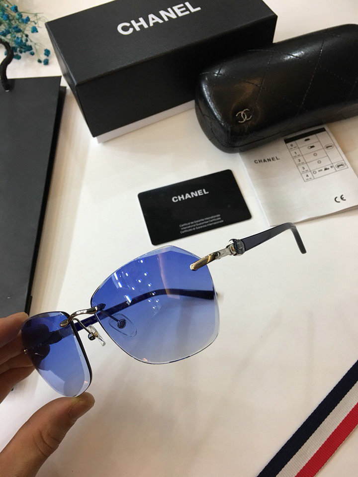 Chanel Newest Fashion sunglasses top quality CC0013