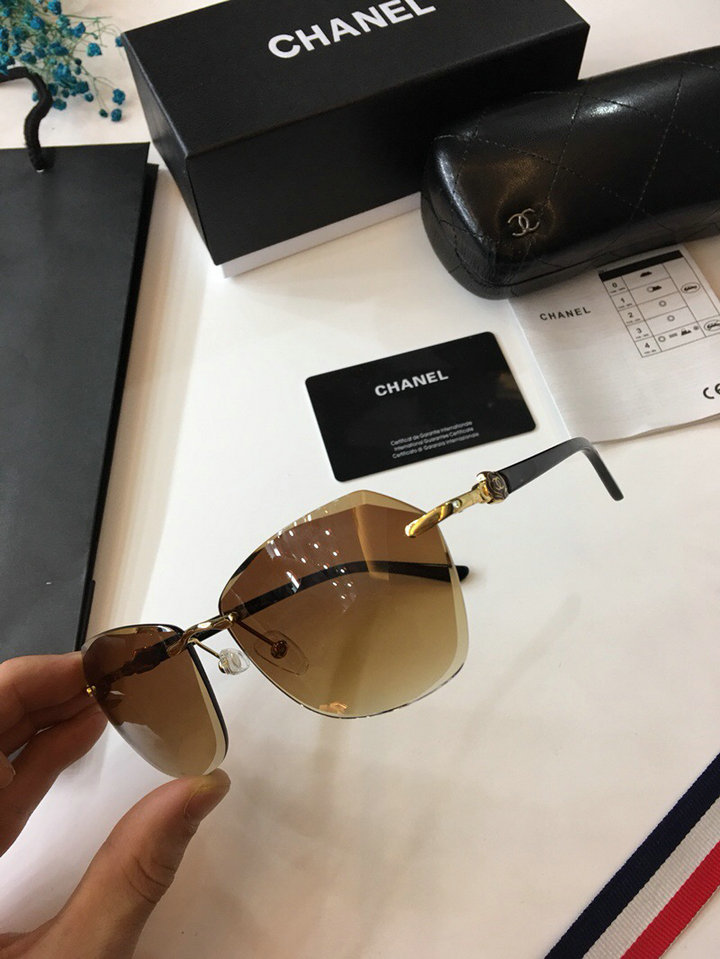 Chanel Newest Fashion sunglasses top quality CC0014