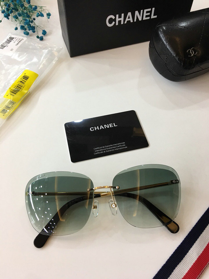 Chanel Newest Fashion sunglasses top quality CC0022