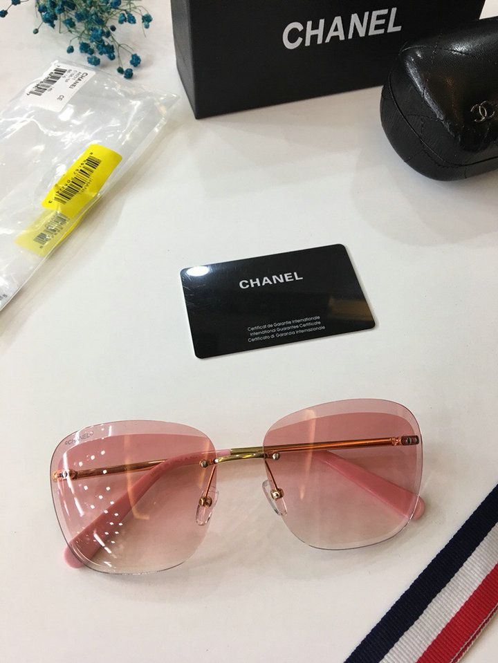 Chanel Newest Fashion sunglasses top quality CC0024