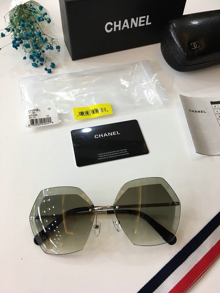 Chanel Newest Fashion sunglasses top quality CC0028