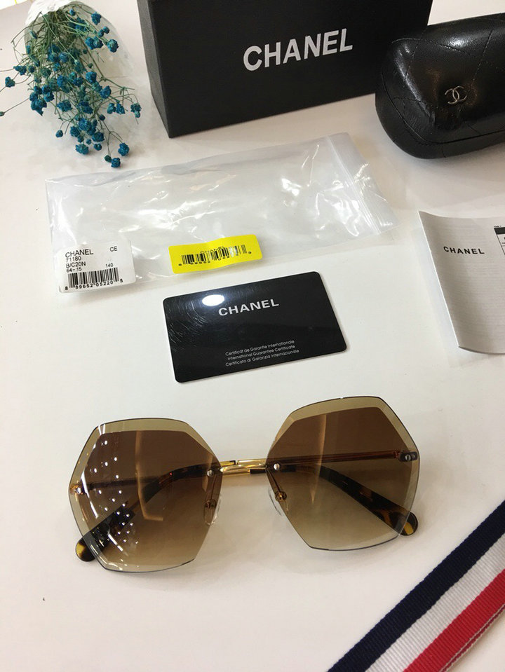 Chanel Newest Fashion sunglasses top quality CC0029