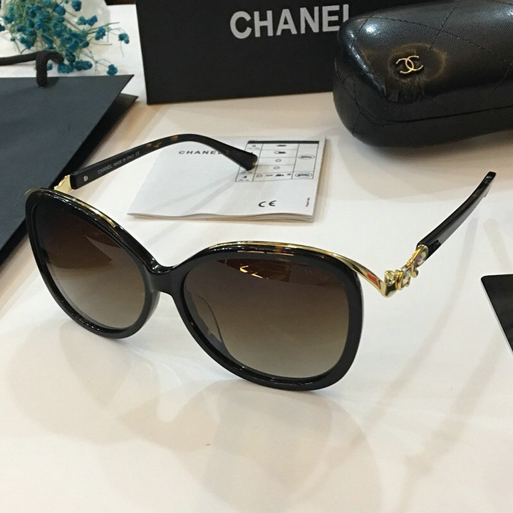Chanel Newest Fashion sunglasses top quality CC0030