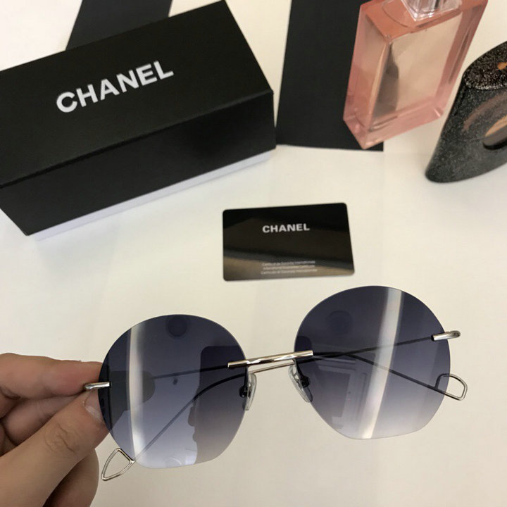 Chanel Newest Fashion sunglasses top quality CC0034