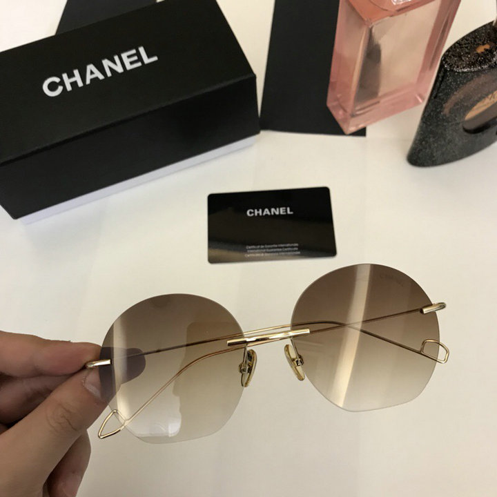 Chanel Newest Fashion sunglasses top quality CC0036
