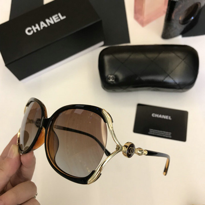 Chanel Newest Fashion sunglasses top quality CC0039