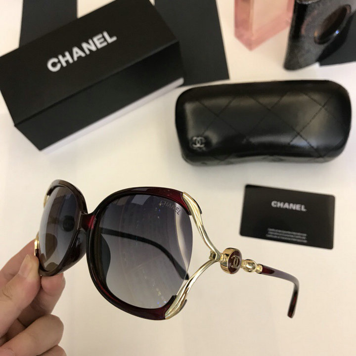 Chanel Newest Fashion sunglasses top quality CC0040