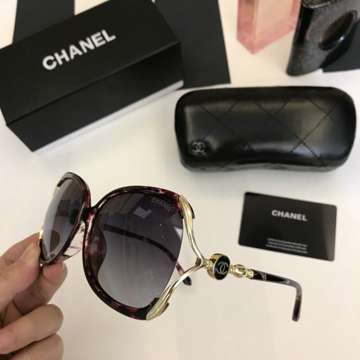 Chanel Newest Fashion sunglasses top quality CC0041