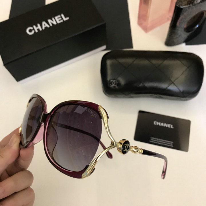 Chanel Newest Fashion sunglasses top quality CC0042