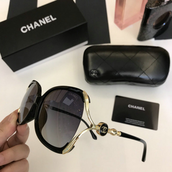 Chanel Newest Fashion sunglasses top quality CC0043