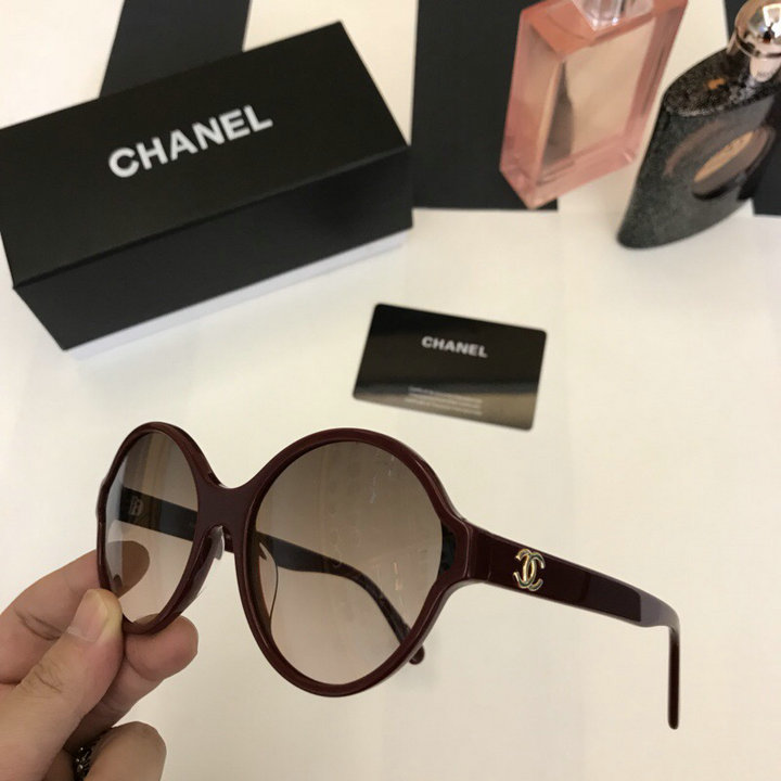 Chanel Newest Fashion sunglasses top quality CC0044