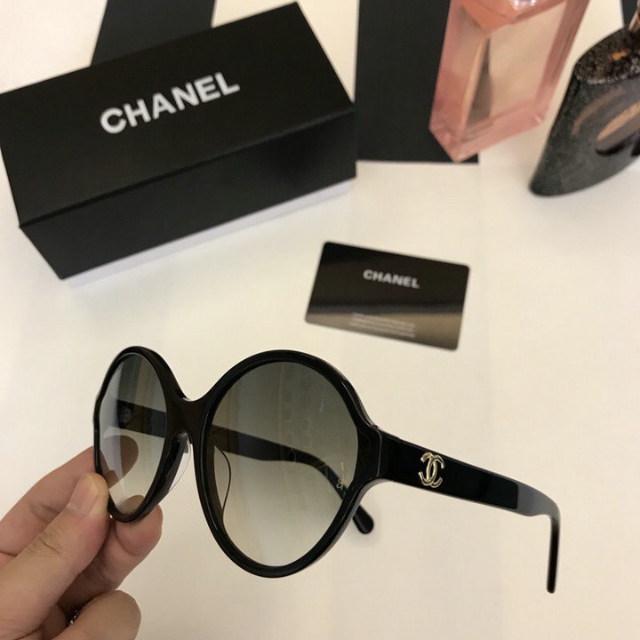 Chanel Newest Fashion sunglasses top quality CC0047