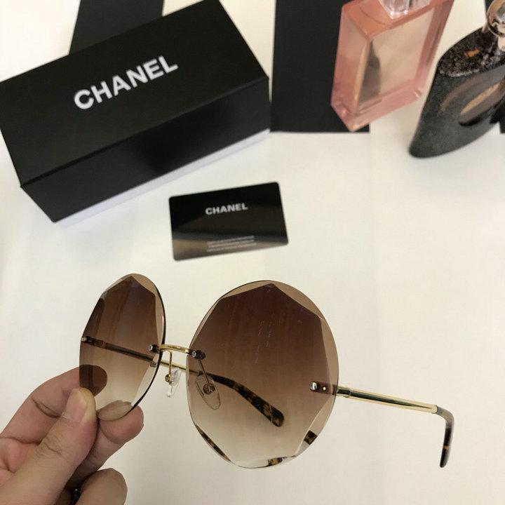 Chanel Newest Fashion sunglasses top quality CC0048