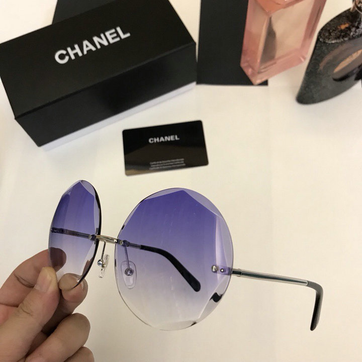 Chanel Newest Fashion sunglasses top quality CC0052