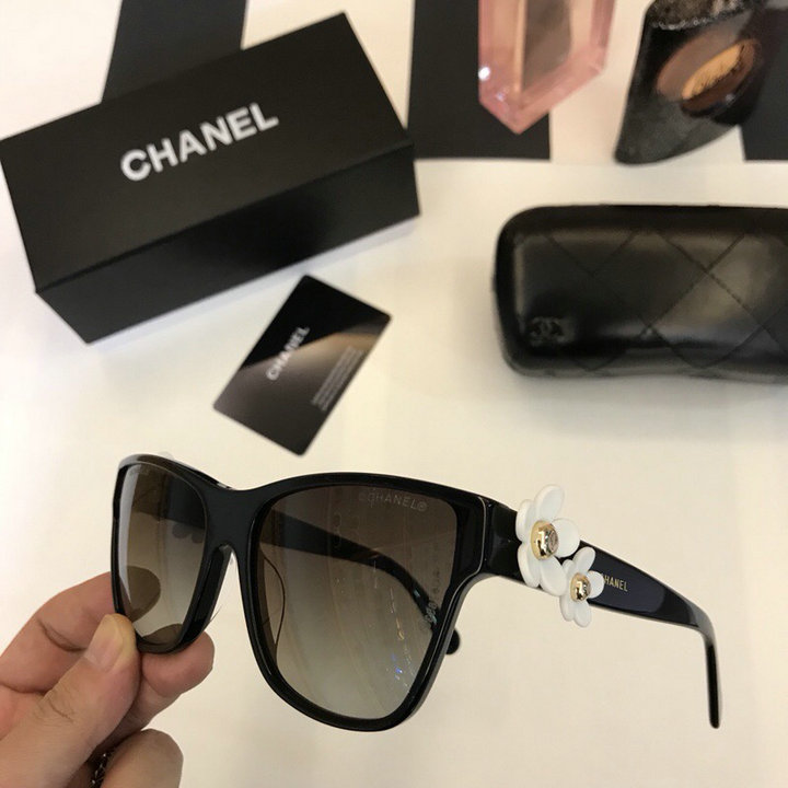 Chanel Newest Fashion sunglasses top quality CC0053