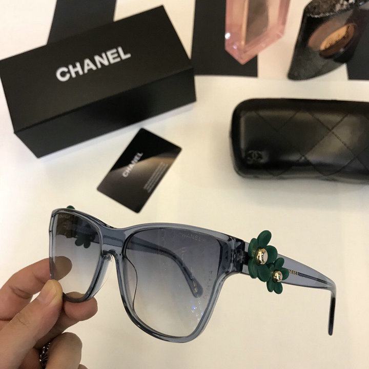 Chanel Newest Fashion sunglasses top quality CC0056