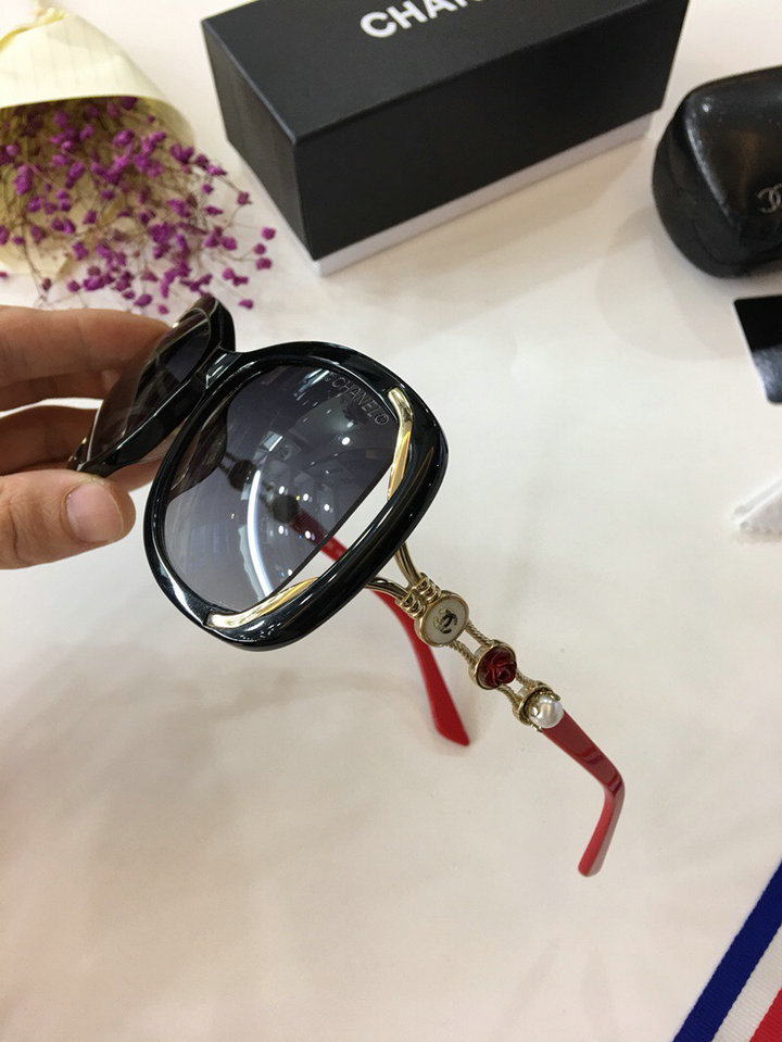 Chanel Newest Fashion sunglasses top quality CC0060