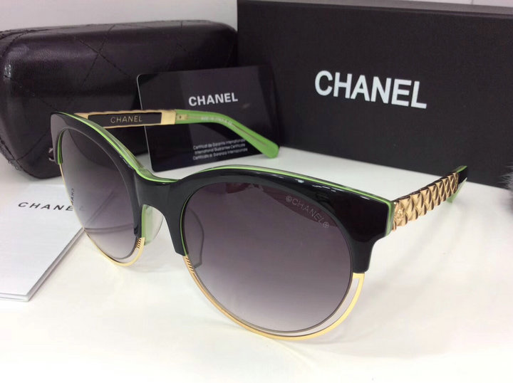 Chanel Newest Fashion sunglasses top quality CC0064