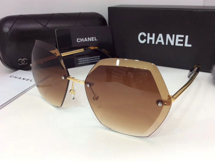 Chanel Newest Fashion sunglasses top quality CC0066