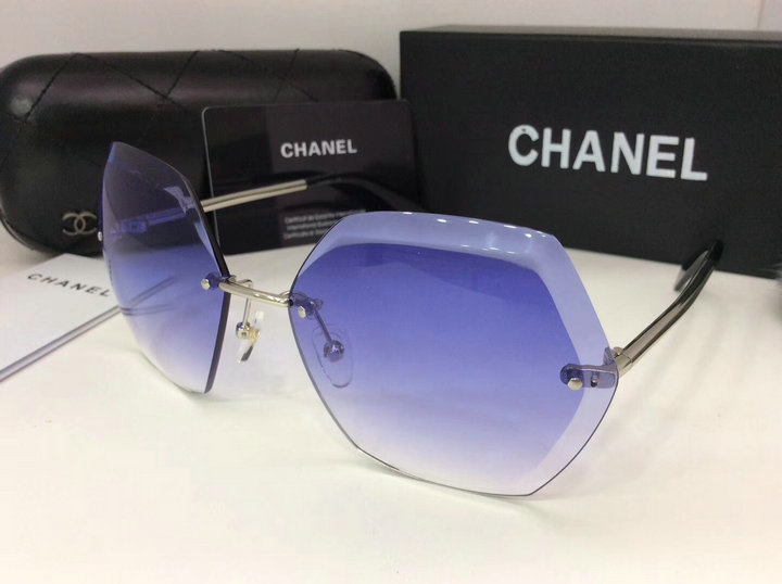 Chanel Newest Fashion sunglasses top quality CC0068