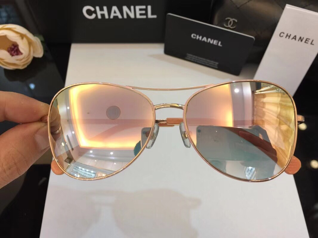 Chanel Newest Fashion sunglasses top quality CC0076
