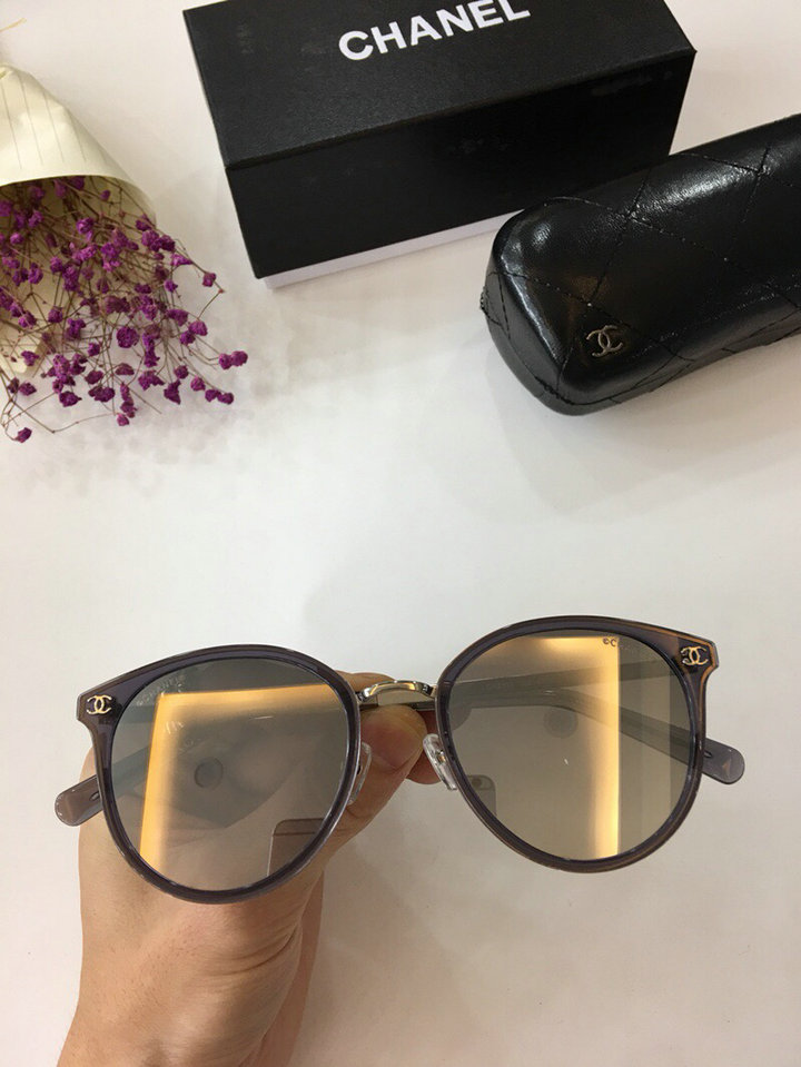 Chanel Newest Fashion sunglasses top quality CC0077