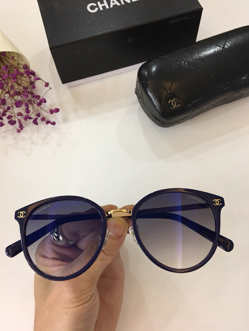 Chanel Newest Fashion sunglasses top quality CC0079