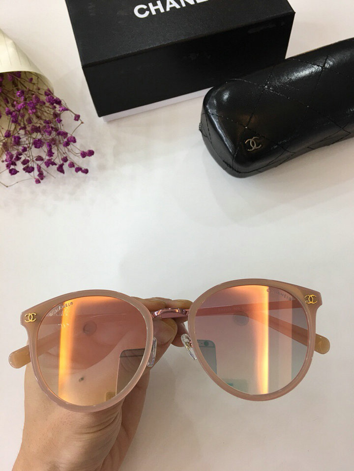 Chanel Newest Fashion sunglasses top quality CC0081